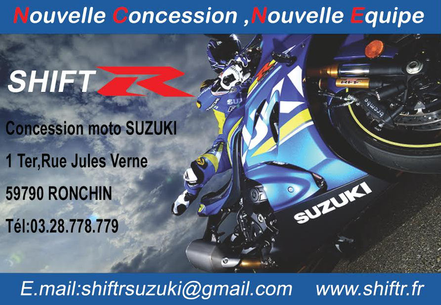 Motoaxxe ronchin motodays for Garage moto ouvert le dimanche